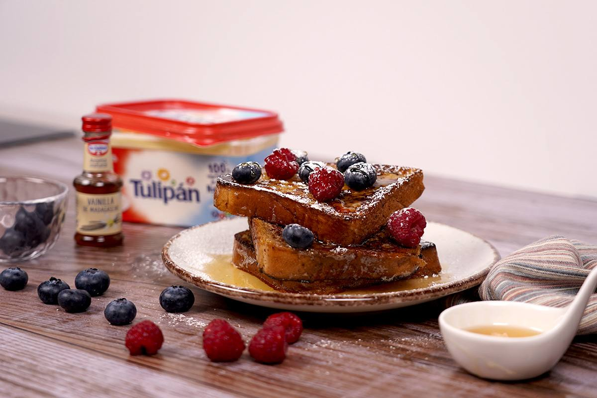 recipe image Receta French Toast