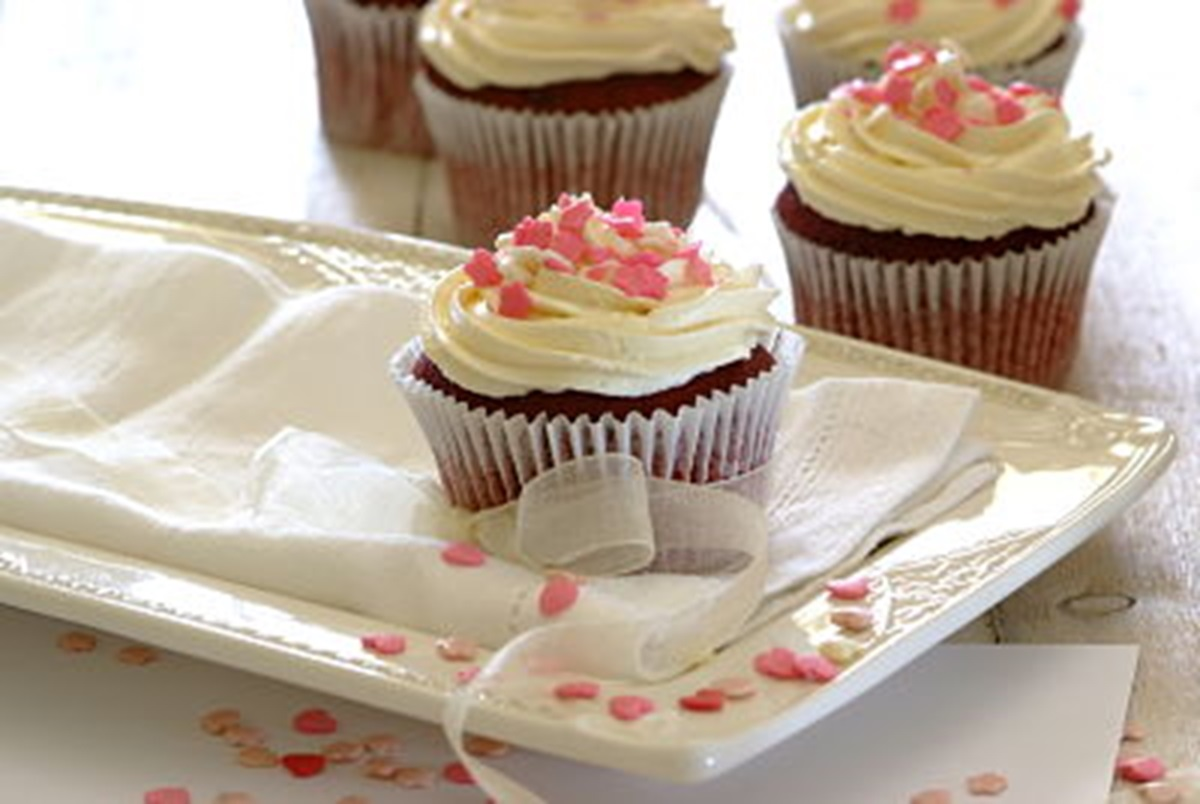 recipe image Cupcakes Red Velvet