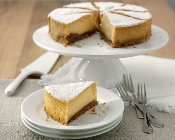 recipe image New York Cheesecake (Tarta de queso)
